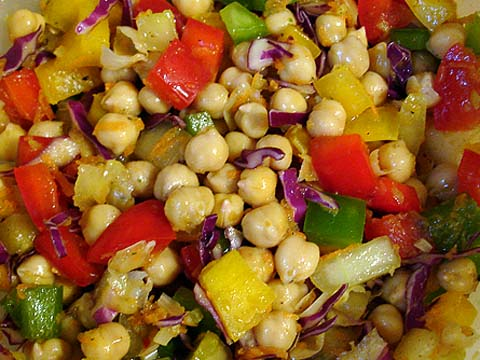 garbanzo-bean-salad